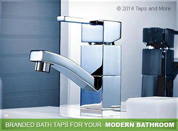 Branded Bath Taps For Your Modern Bathroom