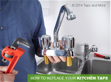 How To Replace Your Kitchen Taps