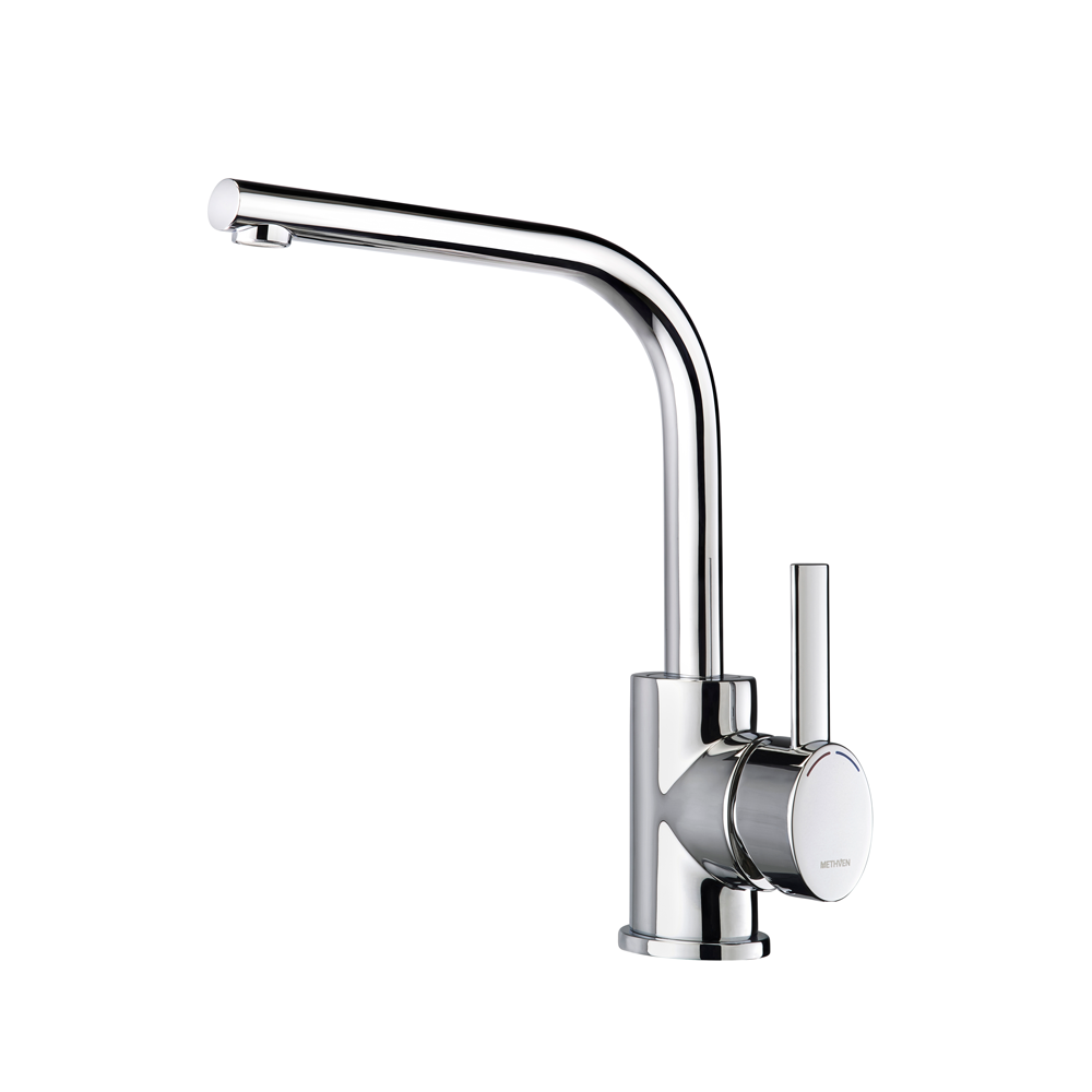OVALO L-SHAPE SINK MIXER
