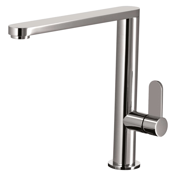 Emporio Kitchen Mixer - Brushed Nickel Finish
