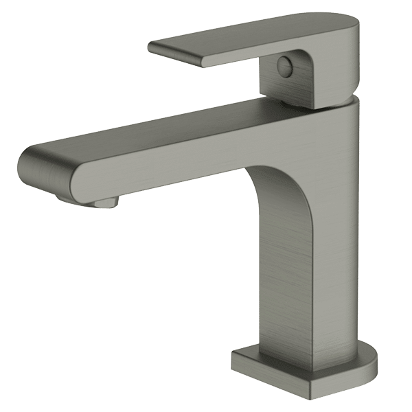 Park Avenue Basin Mixer - Gun Metal Grey Finish