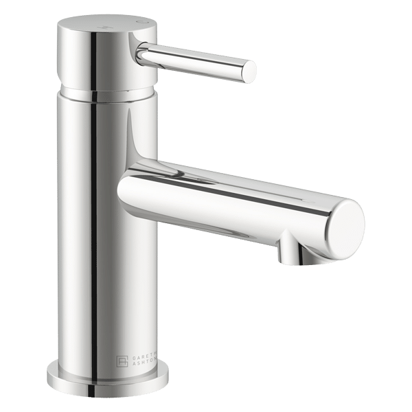 Lucia Basin Mixer - Chrome Finish