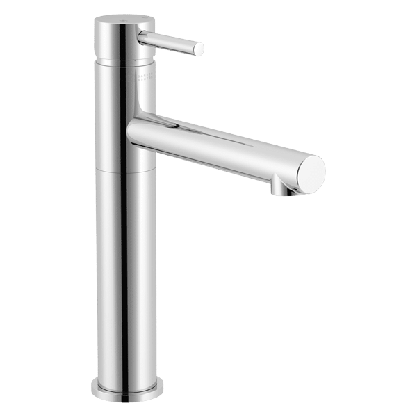 Lucia High Basin Mixer - Chrome Finish