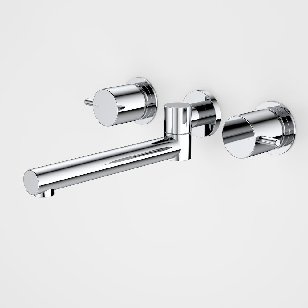 Caroma Contemporary Lever Laundry Tap Set