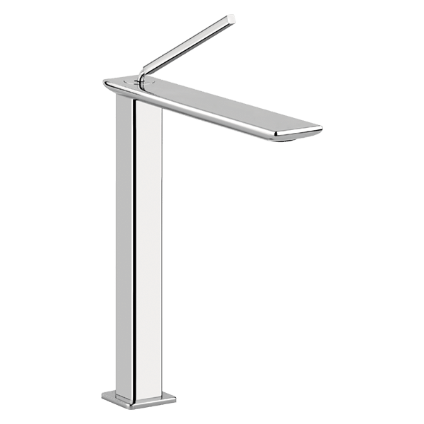 ISPA High Basin Mixer - Chrome Finish