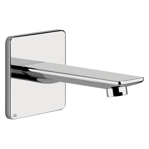 ISPA Bath Spout 203mm