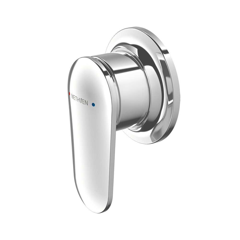 AIO SHOWER MIXER MP CHROME