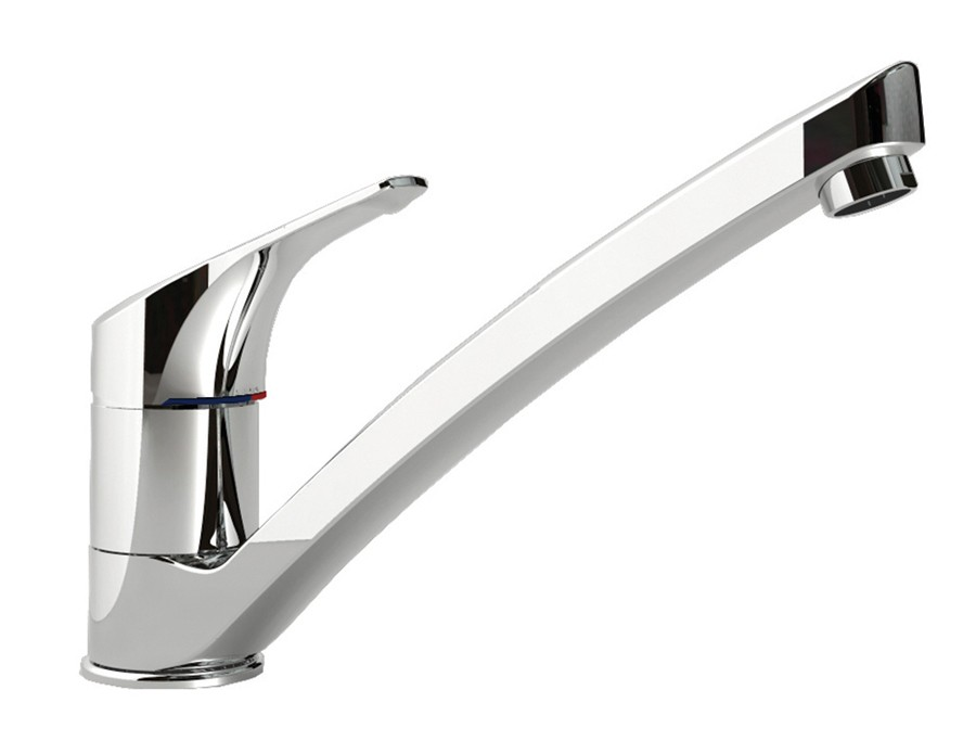 FUTURA DELUXE SINK MIXER CP 5 STAR LOW PRESSURE ONLY