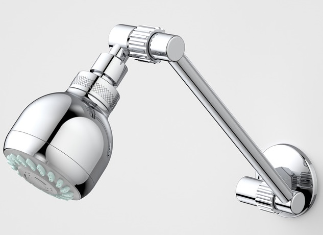 Invigra Adjustable Wall Shower