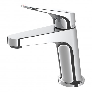 MAKU BASIN MIXER CHROME