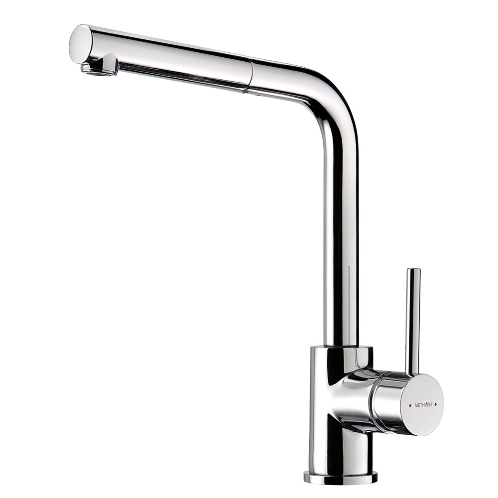 METRO SQUARE P/OUT SINK MIXER CP