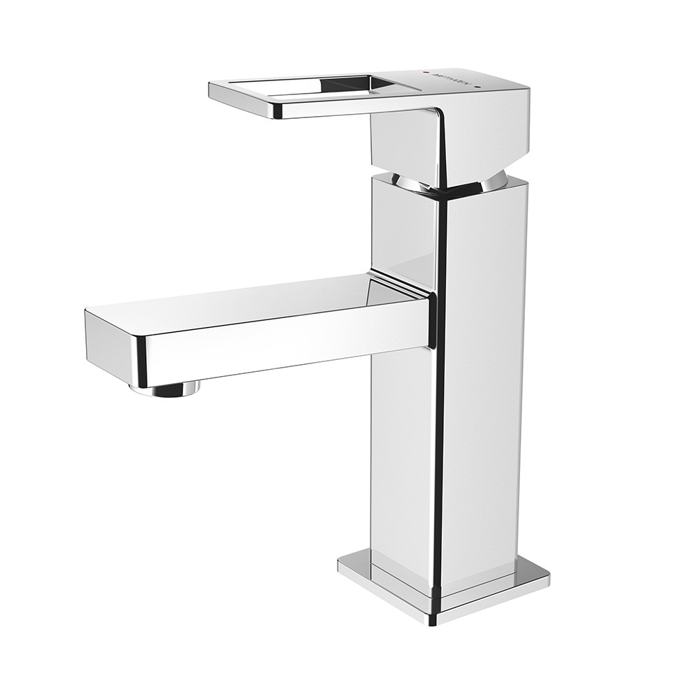 NEON BASIN MIXER CHROME BOXED