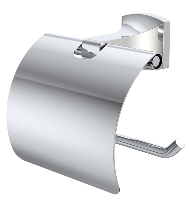 Pillar Toilet Roll Holder