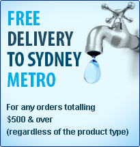 Free Delivery in Sydney Metro