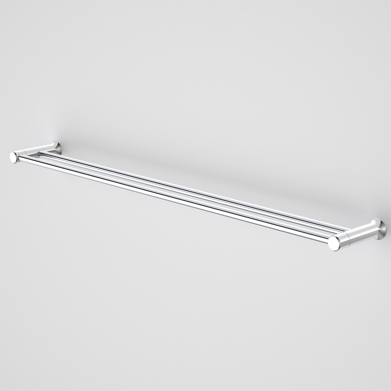 Galaxie Double Towel Rail - 900mm