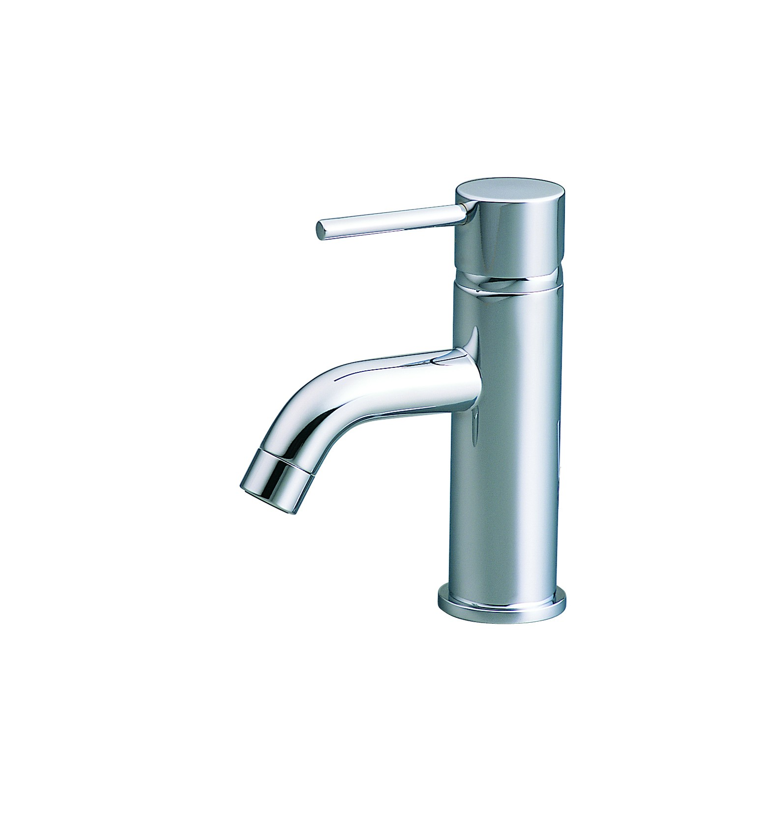 MIN. BASIN MIXER CHROME 6 STAR