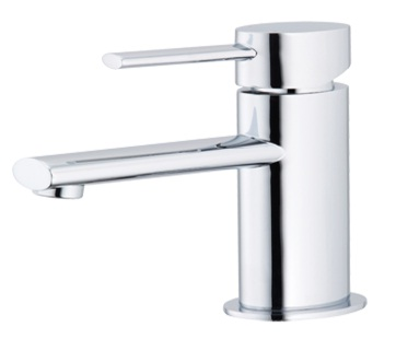 Methven Ovalo Bathroom Vanity Basin Wels Mixer Tap Chrome
