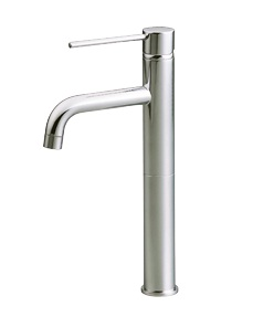 Methven Minimalist Hi Rise Bathroom Vanity Basin Wels Mixer Tap Chrome