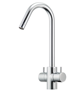 Methven Minimalist Kitchen Laundry Sink Wels Mixer Tap With Twin Handles