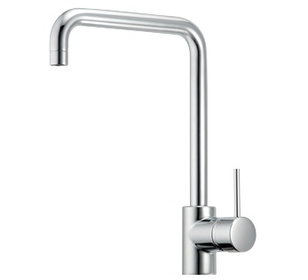 Methven Minimalist Square Gooseneck Kitchen Laundry Wels Sink Mixer Tap