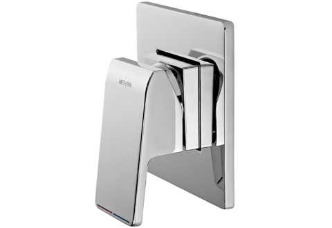 Methven Tahi Bathroom Wels Shower Mixer Chrome