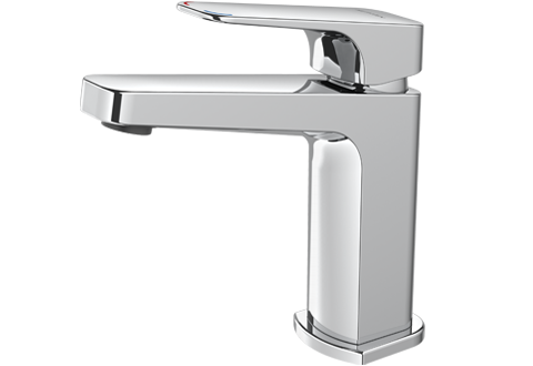 Methven Waipori Bathroom Wels Basin Mixer Tap Chrome
