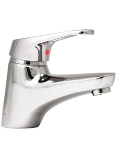 Echo Circa Bathroom Vanity Basin Wels Mixer Tap - 6 Star