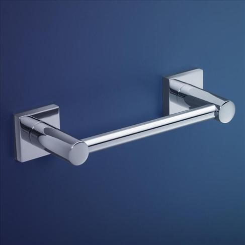 Dorf Enix Bathroom Square Handle Towel Rail Accessories