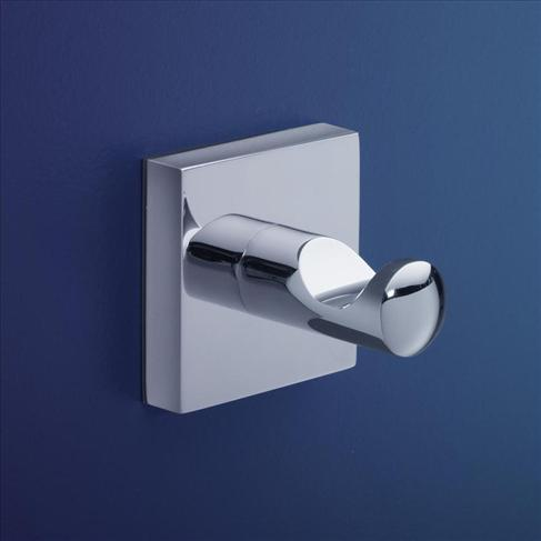 Dorf Enix Single Wall Robe Hook Bathroom Accessories