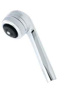 Flexispray Calypso Bathroom Massage Spray Handset Round Chrome