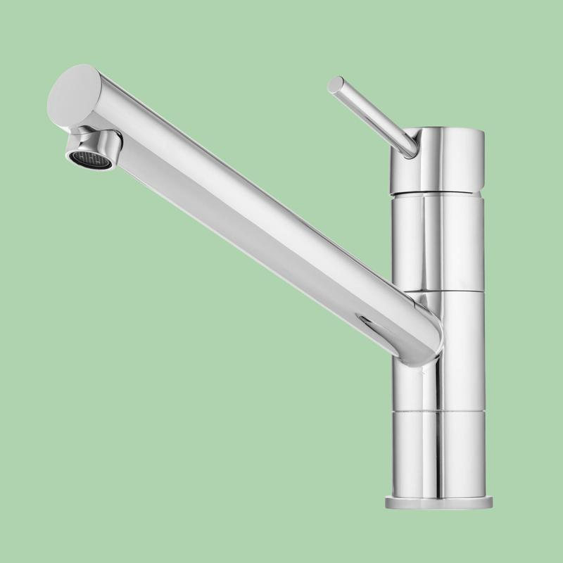 Stylus Cadet Bathroom Sink Wels Mixer Tap Chrome