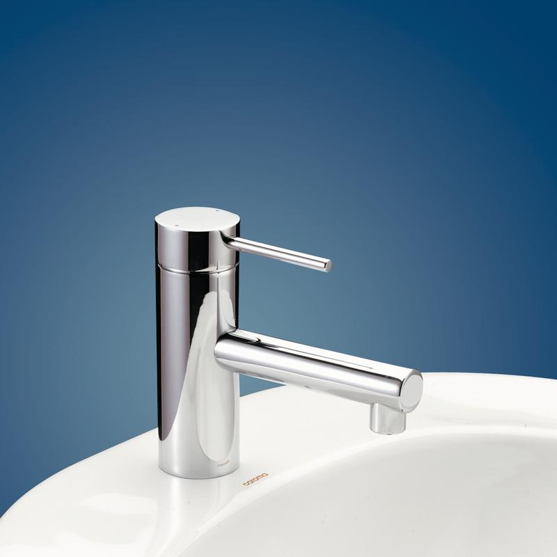 Irwell Pin Lever Wels Basin Mixer Tap Chrome