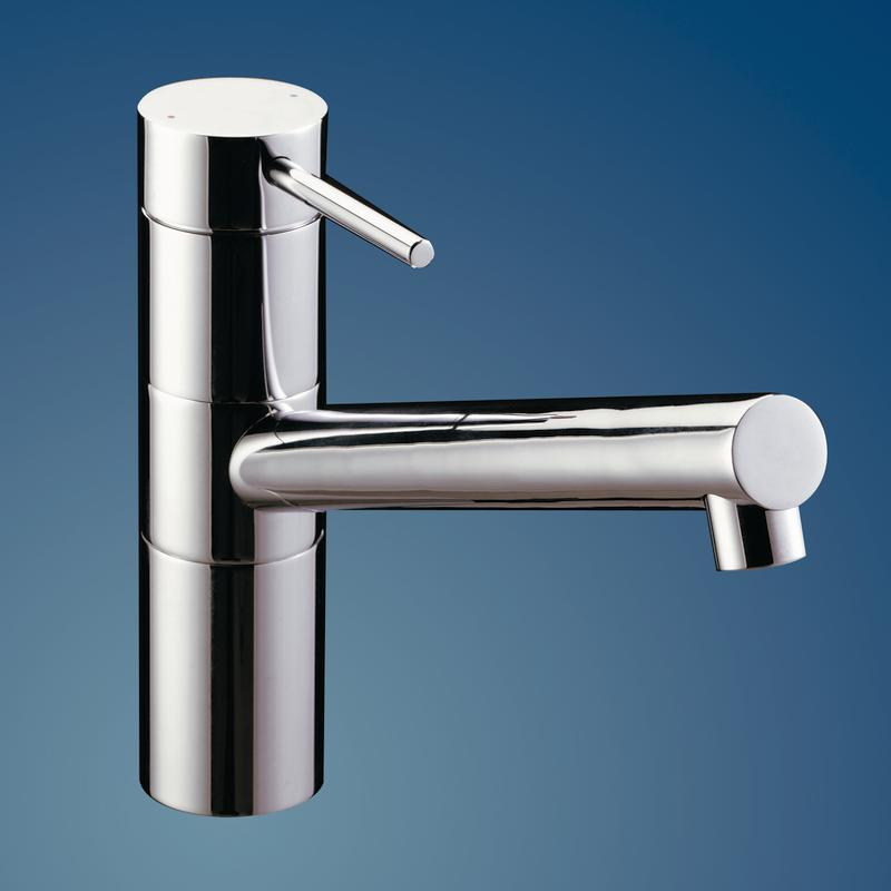 Irwell Pin Lever Wels Sink Mixer Tap Chrome