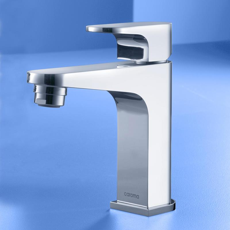 Caroma Track Bathroom Vanity Mini Wels Basin Mixer Tap Chrome