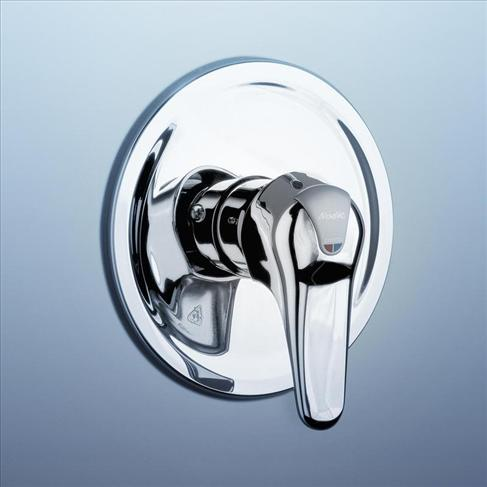 Caroma Nordic Bathroom Wall Bath Shower Mixer -Water Efficient