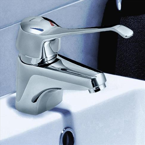 Caroma Nordic Care Bathroom Vanity Wels Basin Mixer Tap