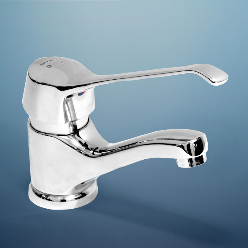 Caroma Nordic Care Wels Sink Mixer Tap Chrome