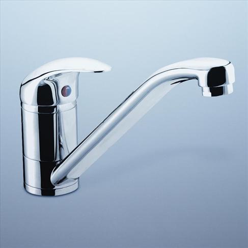 Caroma Acqua Kitchen Laundry Sink Wels Mixer Tap Chrome