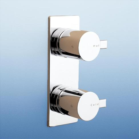Caroma Liano Wall Top Assemblies Tapware- Vertical Mount