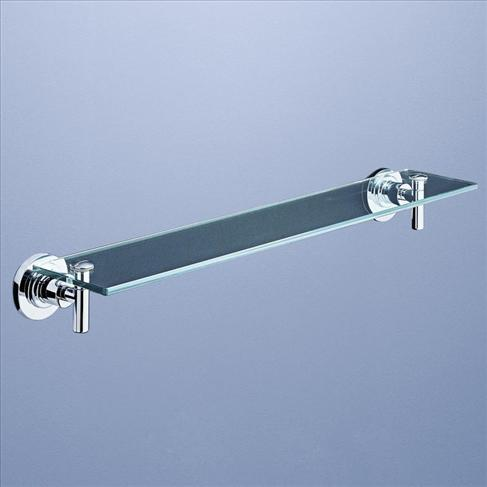 Caroma Metro Wall Metroshower Glass Shelf Bathroom Accessories