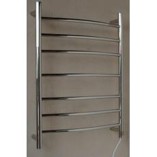 Rossto Bathroom Heated Towel Rail Round 7 Bars -HTR-C6
