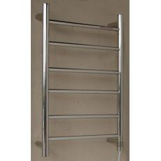 Rossto Bathroom Heated Towel Rail 6 Round Bars -HTR-R4