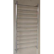 Rossto Bathroom Heated Towel Rail 11 Round Bars -HTR-R6B