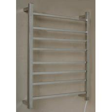 Rossto Bathroom Wall Heated Towel Rail8 Square Rail - HTR-S6A