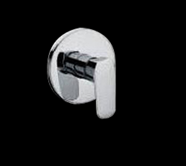 Rossto Bathroom Wall Shower / Bath Mixer Chrome