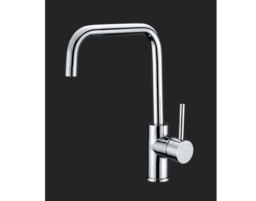 Shardy Kitchen Laundry High Rise Sink Wels Mixer Tap Chrome