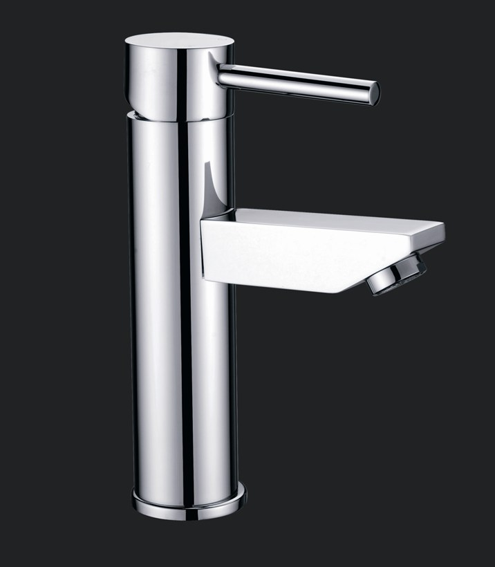 Shardy Round Bathroom Basin Mixer Wels Tap Faucet Chrome