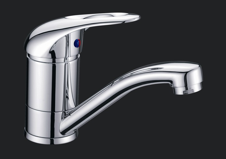 Censa Round Bathroom Swivel Basin Mixer Wels Tap Faucet Chrome