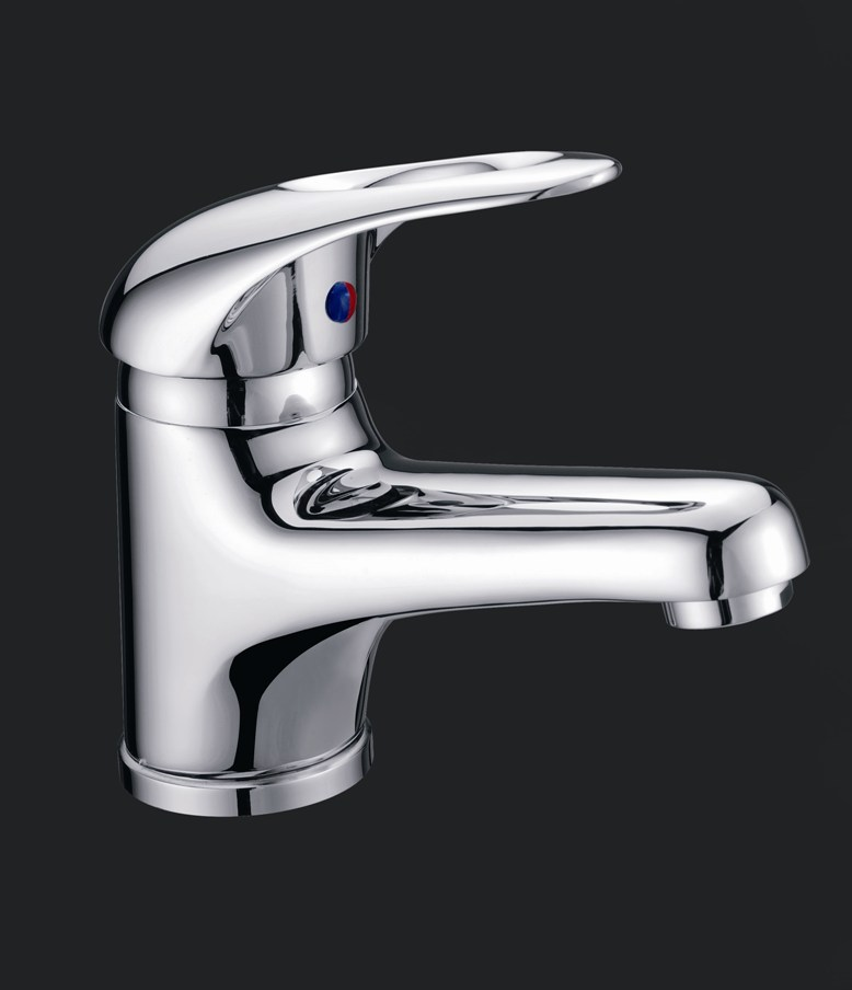 Censa Round Bathroom Basin Mixer Wels Tap Faucet Chrome