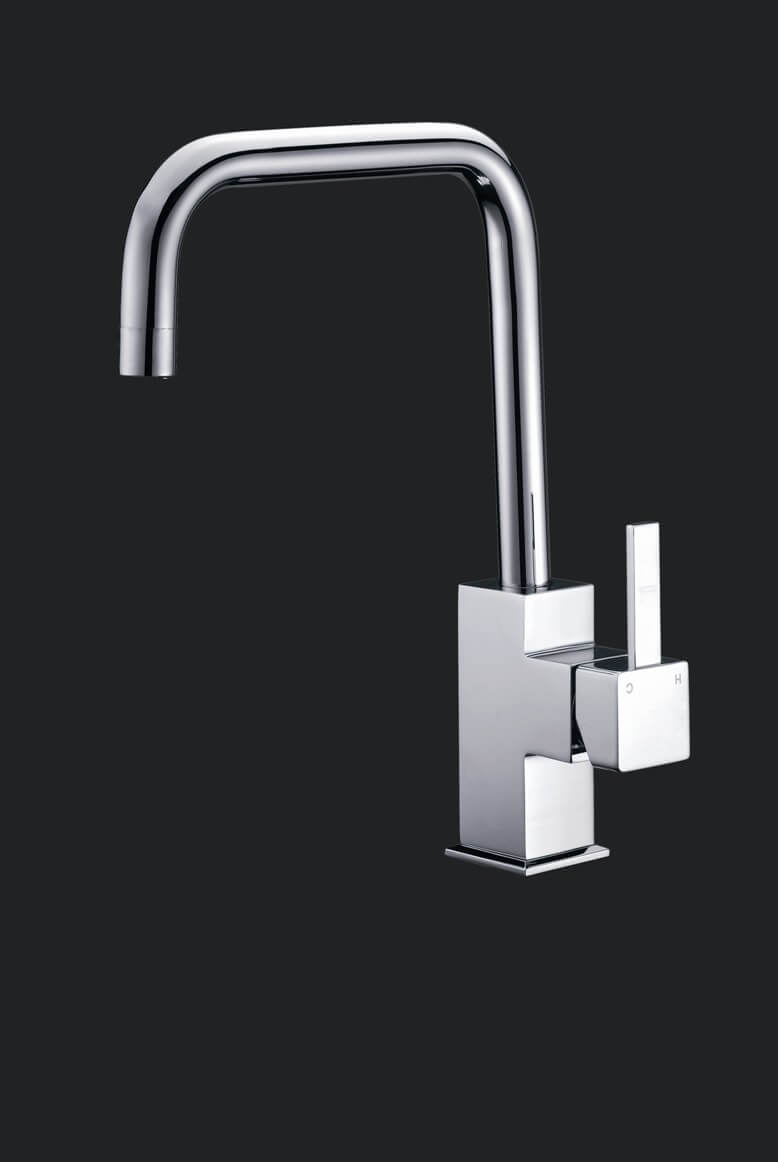 Dolce Kitchen Laundry Sink Mixer Wels Tap Faucet Chrome